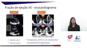 [DIC] Monotorização de cardiotoxicidade pelo ecocardiograma
