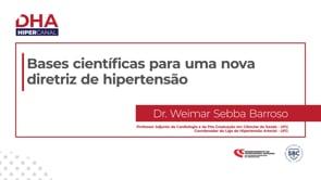 [DHA] Bases científicas para uma nova diretriz de hipertensão
