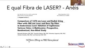 Laser para Safenas: Detalhes Técnicos e caminhos futuros