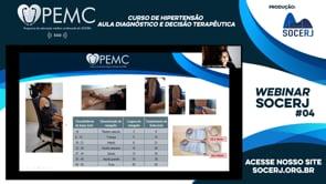 [SOCERJ] PEMC EAD – Curso de Hipertensão – Aula Diagnóstico e Decisão Terapêutica