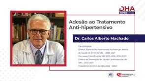 [DHA TV] Adesão ao Tratamento Anti-hipertensivo