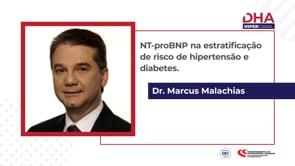 [DHA TV] NT-proBNP na estratificação de risco de hipertensão e diabetes