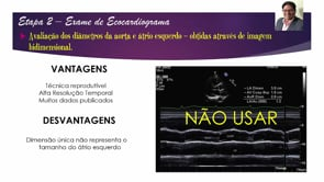 [ESCOLA DE ECO] Eco de Excelência – Ep. 2 – Estudo da Aorta e Átrio Esquerdo