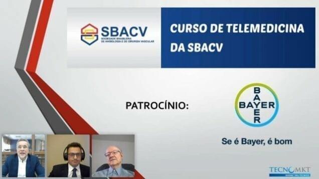 [SBACV] Curso de Telemedicina da SBACV – Parte II