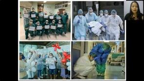 [SOPAPE ] Autocuidado Emocional aos Profissionais da Saúde em Tempos de Pandemia