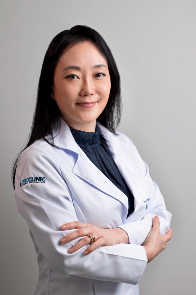 Dra. Carolina Mayumi