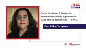 [DHA TV] Capacitação no Tratamento Medicamentoso da Hipertensão – Parte 3