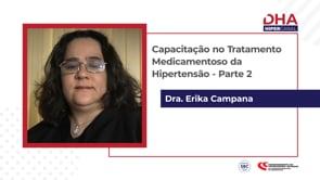 [DHA TV] Capacitação no Tratamento Medicamentoso da Hipertensão – Parte 2