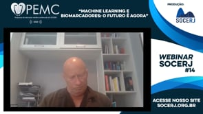 [SOCERJ] Machine Learning e Biomarcadores: o Futuro é Agora