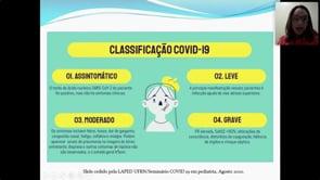 [SOPERN] Particularidades da COVID-19 na Pediatria