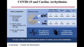 [SBC BA] COVID-19: Arritmias / Insuficiência Cardíaca