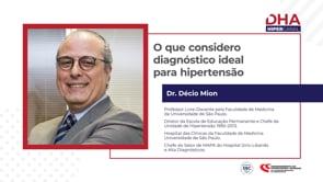 [DHA TV] O que considero diagnóstico ideal para hipertensão