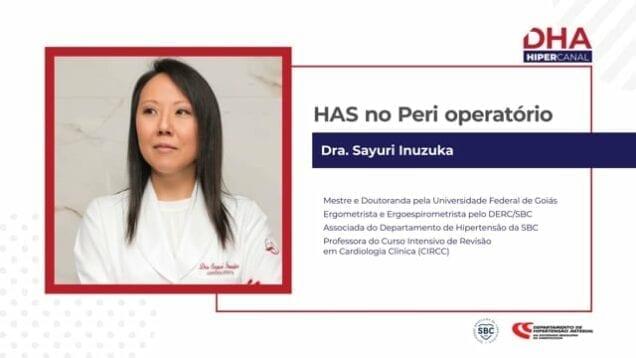 [DHA TV] HAS no Perioperatório