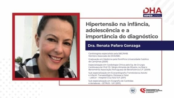[DHA TV] Hipertensão na Infância, Adolescência e a Importância do Diagnóstico
