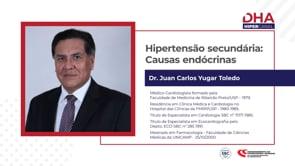 [DHA TV] Hipertensão Secundária: Causas Endócrinas