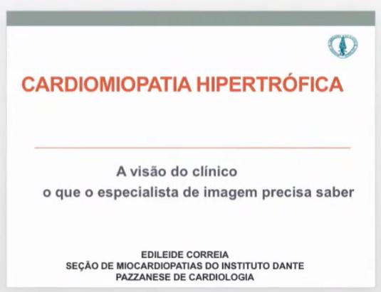 [Dic] Cardiomiopatia Hipertrófica – Muito Além Da Hipertrofia Septal Assimétrica