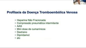 [SBACV SC] Aneurisma Roto da Aorta Abdominal (AAA)