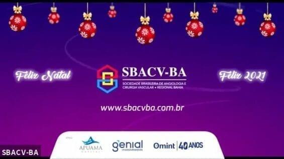 [SBACV BA] Reunião de fim-de-ano