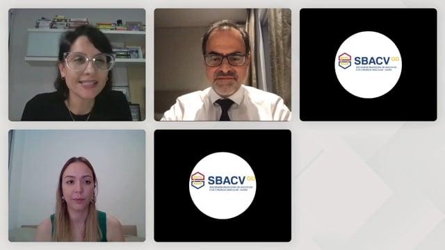[SBACV GO] Discutindo a trombose associada ao Câncer (TAC) entre especialistas