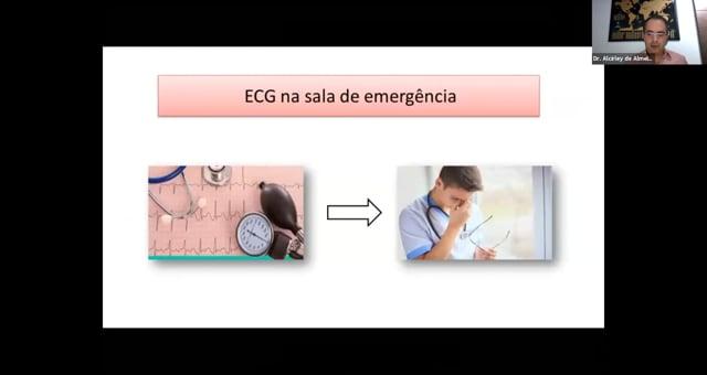 [Sbc Pr] Eletrocardiograma Na Sala De Emergência