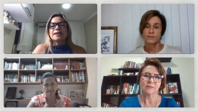[SPPMA] Recepção dos novos residentes de Pediatria do Maranhão