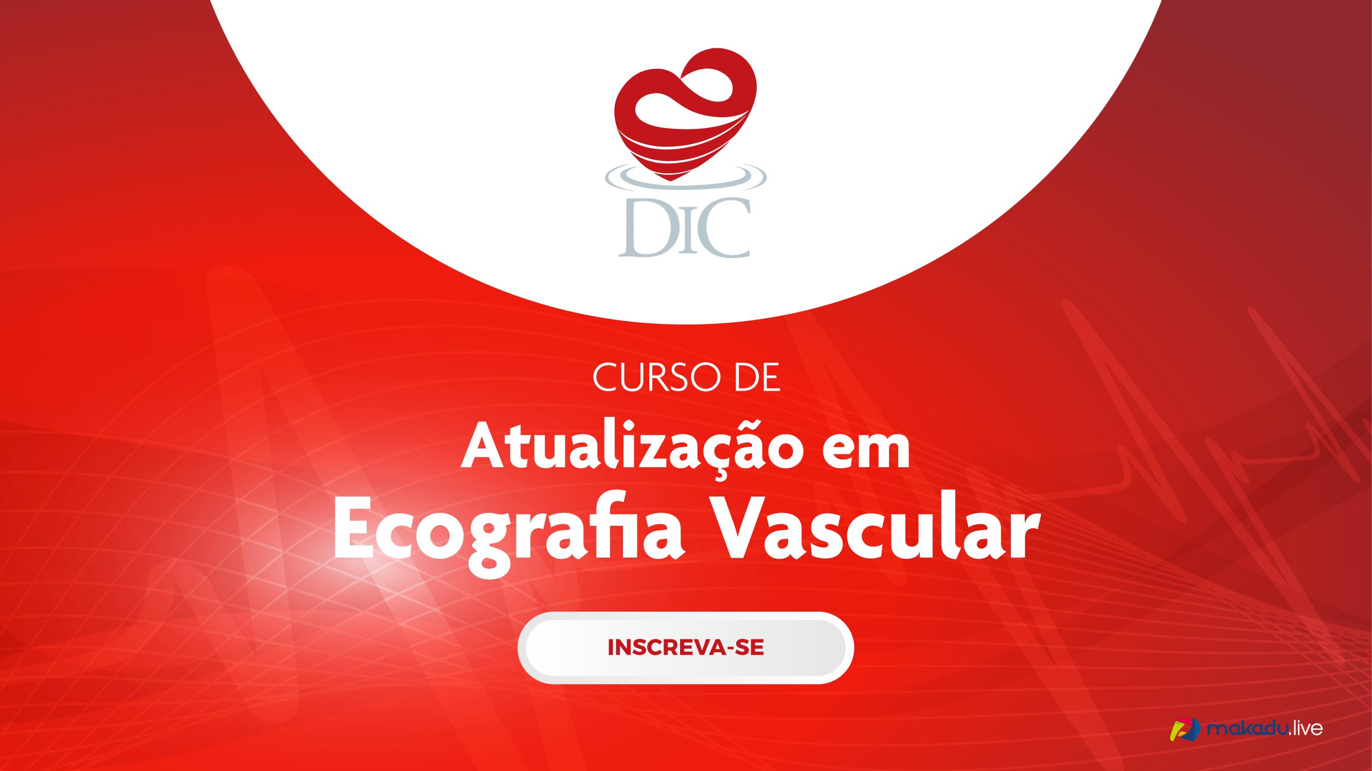 Curso de Atualização em Ecografia Vascular