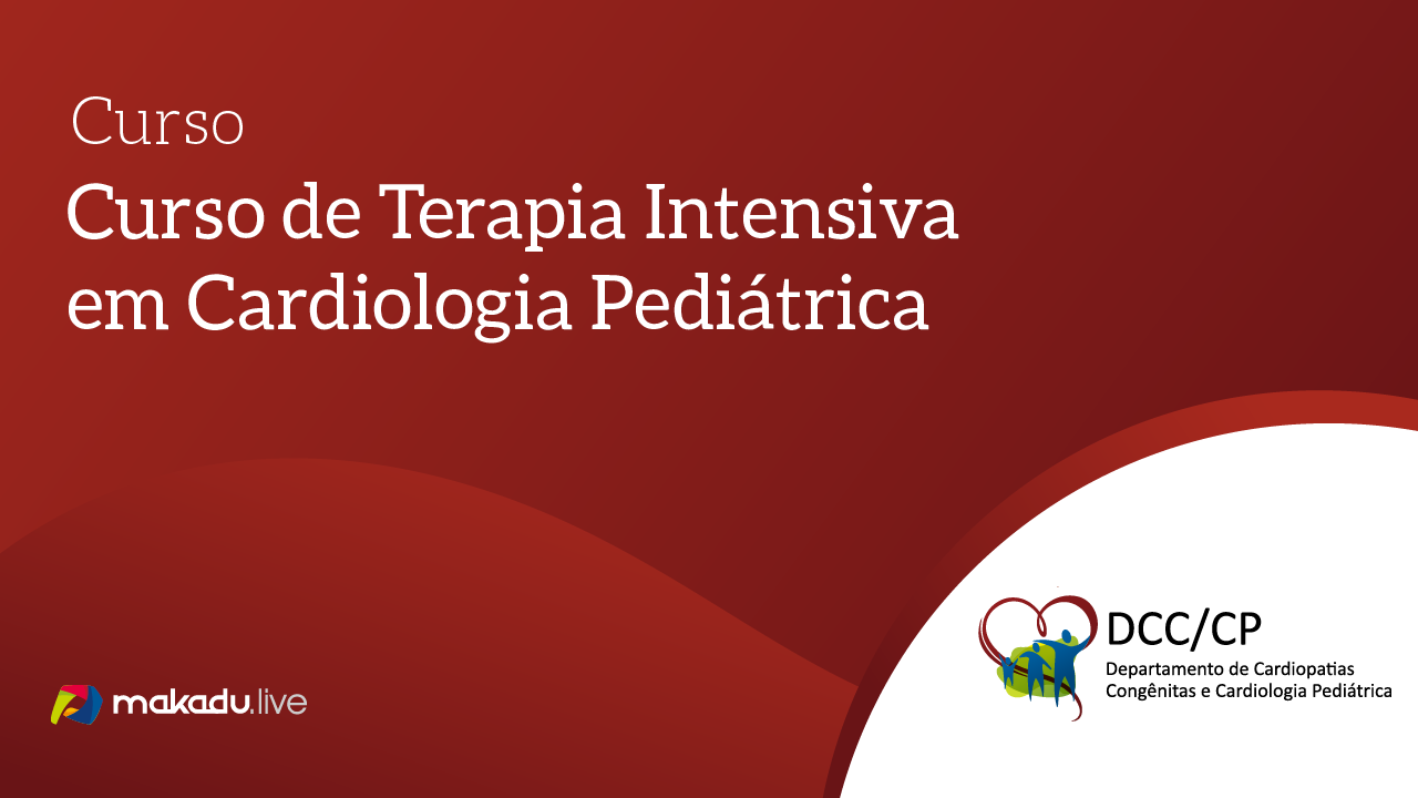 Curso Terapia Intensiva Cardiológica Pediátrica