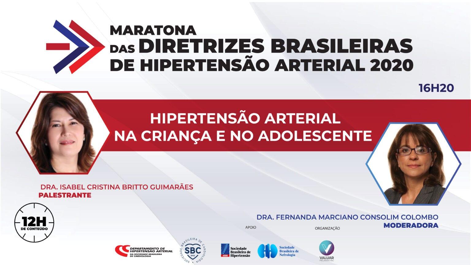 Hipertensão Arterial na Criança e no Adolescente