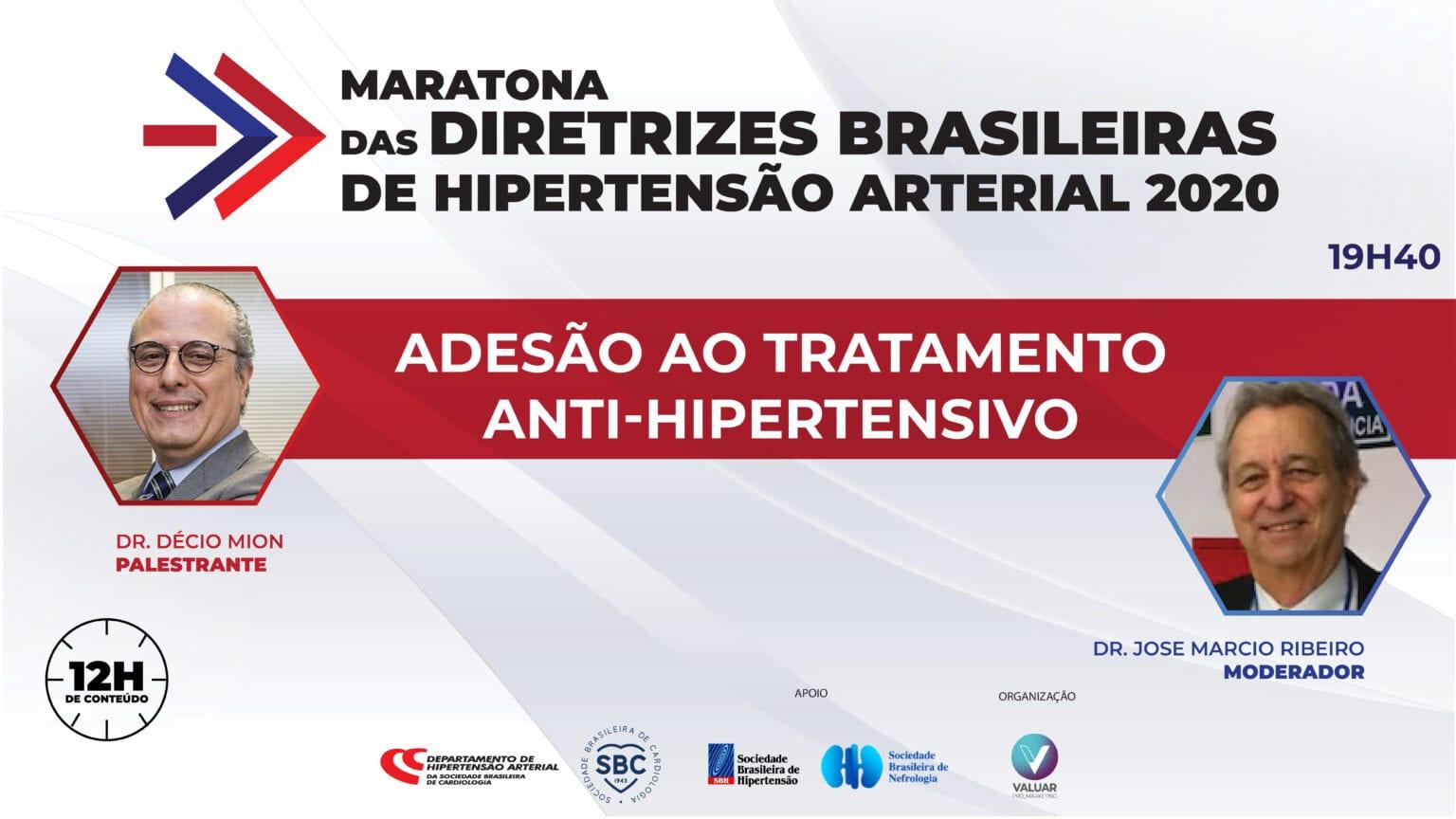 Adesão ao Tratamento Anti-hipertensivo