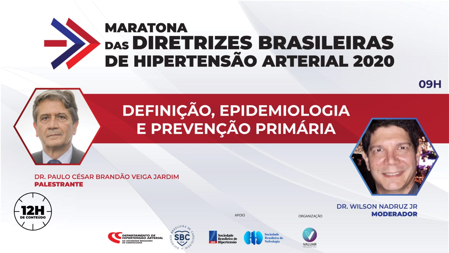 Definição, Epidemiologia e Prevenção Primária