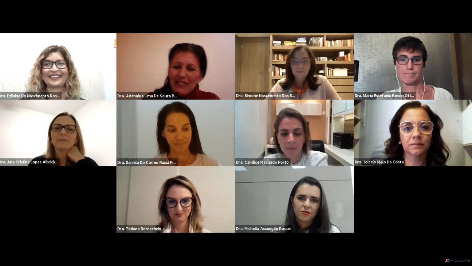 [Dic] Um Tour Ecocardiográfico Feminino Pelo Brasil