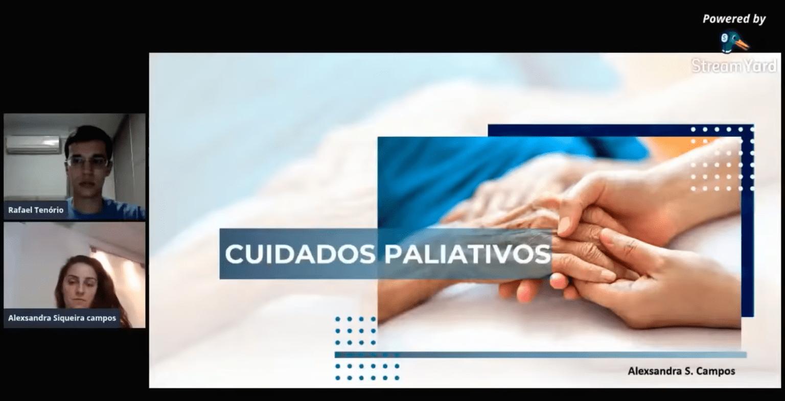 Cuidados Paliativos Em Geriatria Manejo Paliativo De Sintomas E Condução Do Processo De Finitude