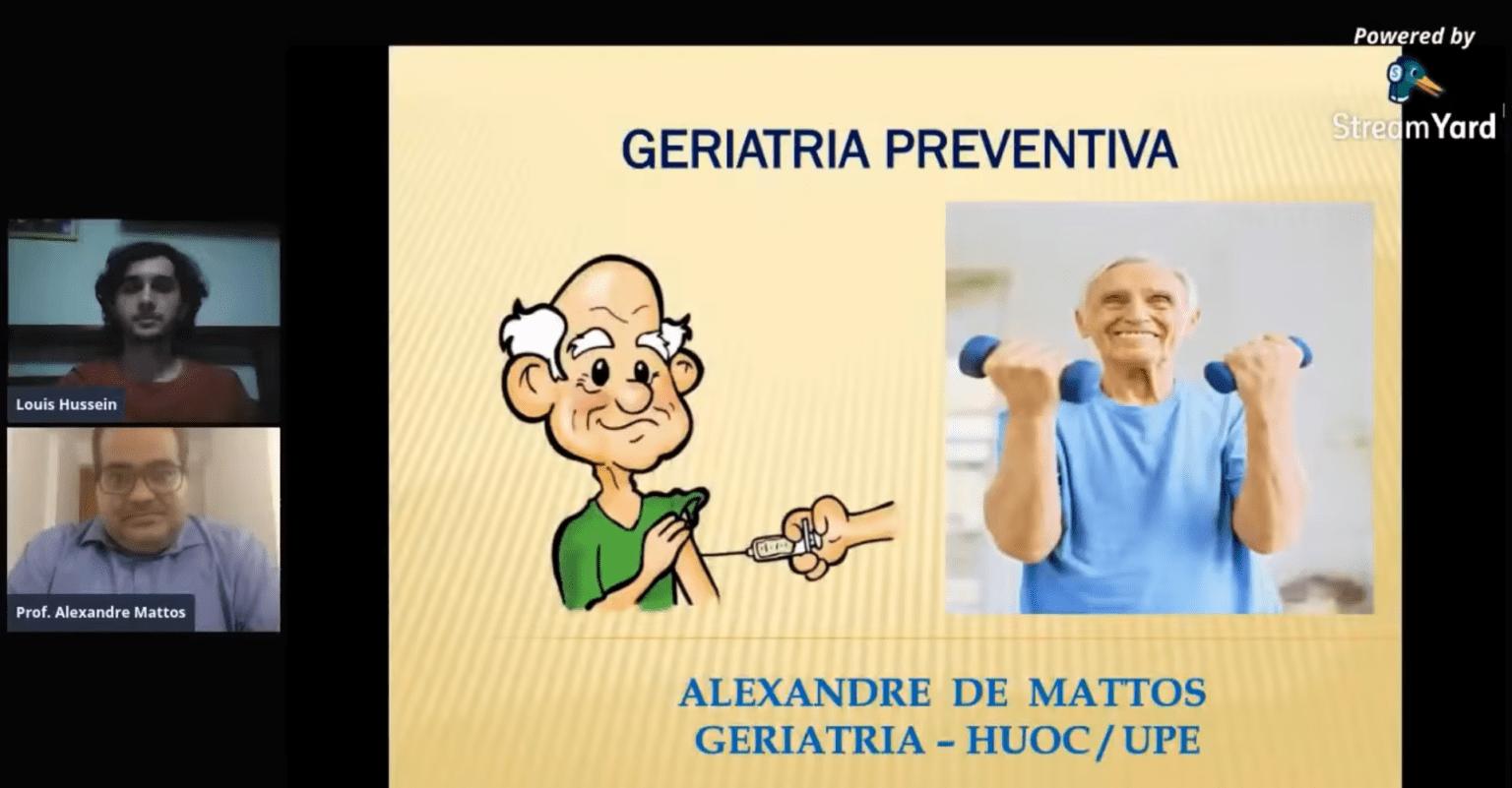 Geriatria Preventiva_ Vacinação No Idoso E Outros Níveis De Prevenção
